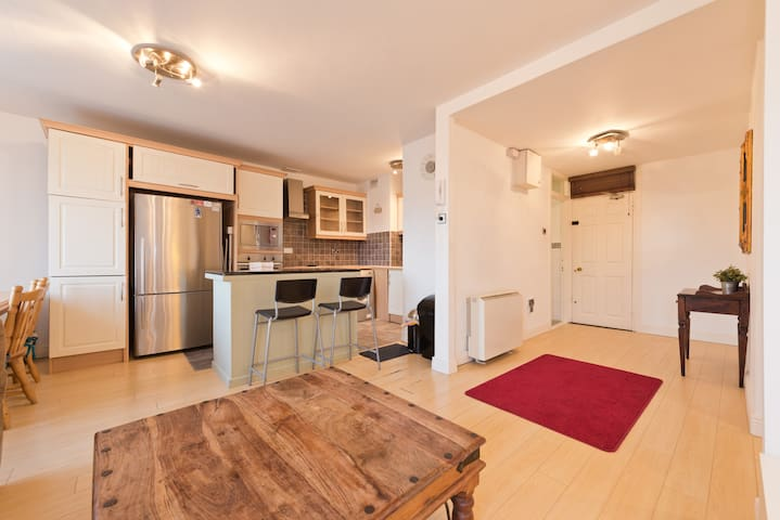 Modern/Stylish Top Floor Apartment - Dublin - Apartemen