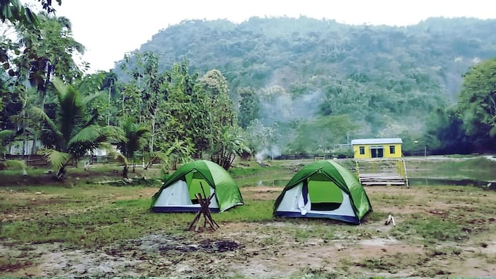 Hill View Camping