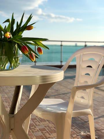 Sunny Bay 134 - Beach Front!