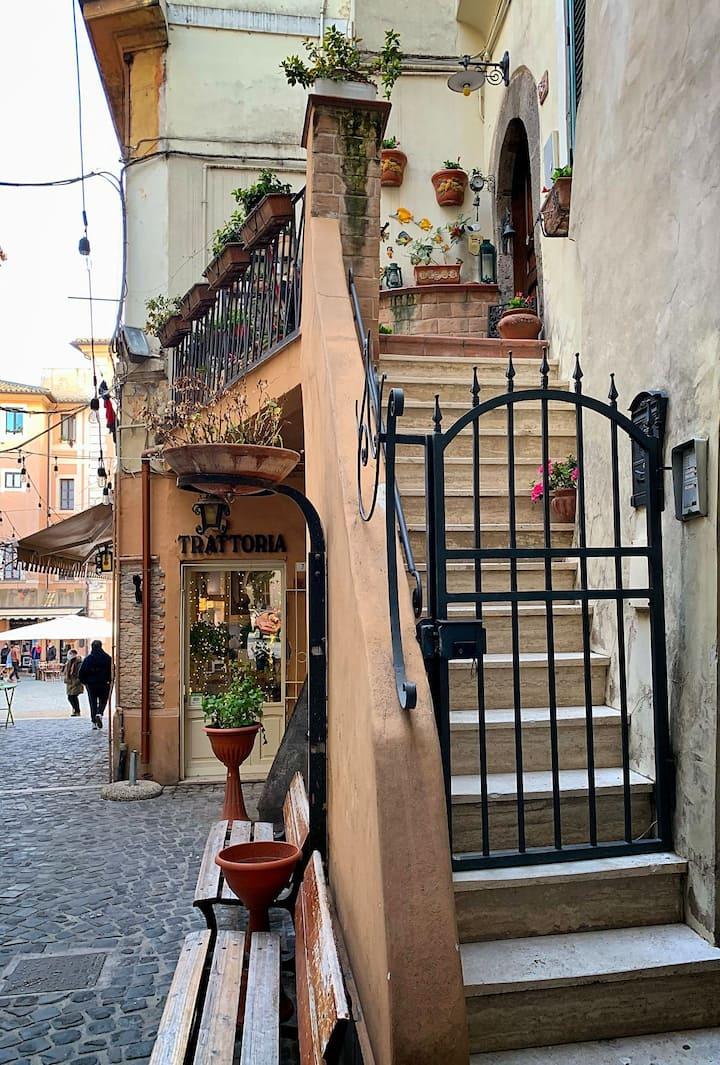 Appartamento al centro nel borgo di Nettuno