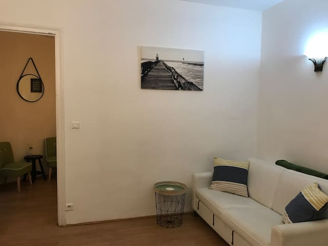 Paris Center Quarter Latin Nice 1 bedroom for 3P
