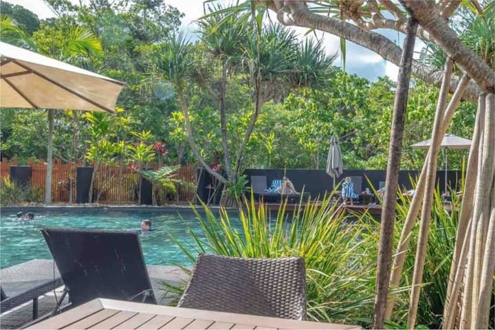 ☀️☀️ ☀️☀️☀️ Upmarket Noosa Resort, Excellent location