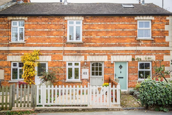 No61 - Cosy Cotswold Cottage in lovely Winchcombe - Winchcombe - Hus