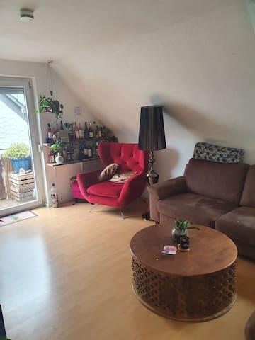 Stylishe 60qm Wohnung in Leinfelden bei Stuttgart