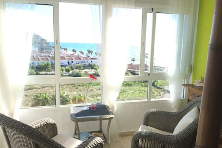 Appartement sur la plage - Algarrobo