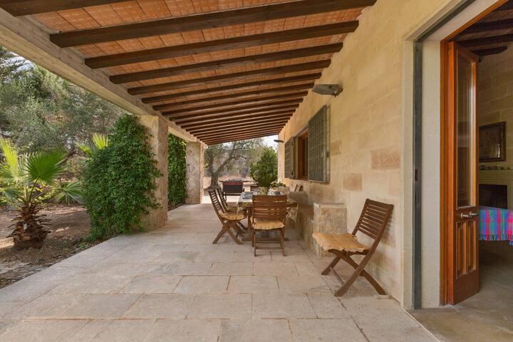 398 Villa con Giardino a Galatone Gallipoli