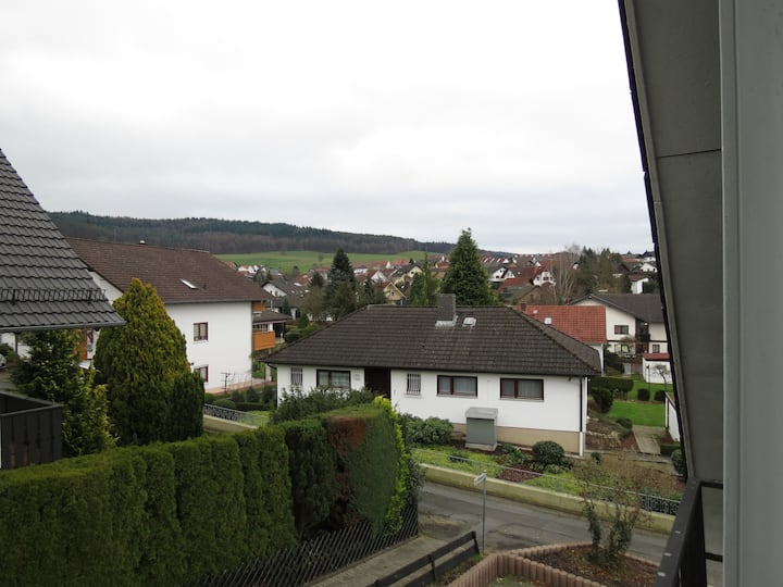 Home-away-from-home  Apartment in Michelstadt