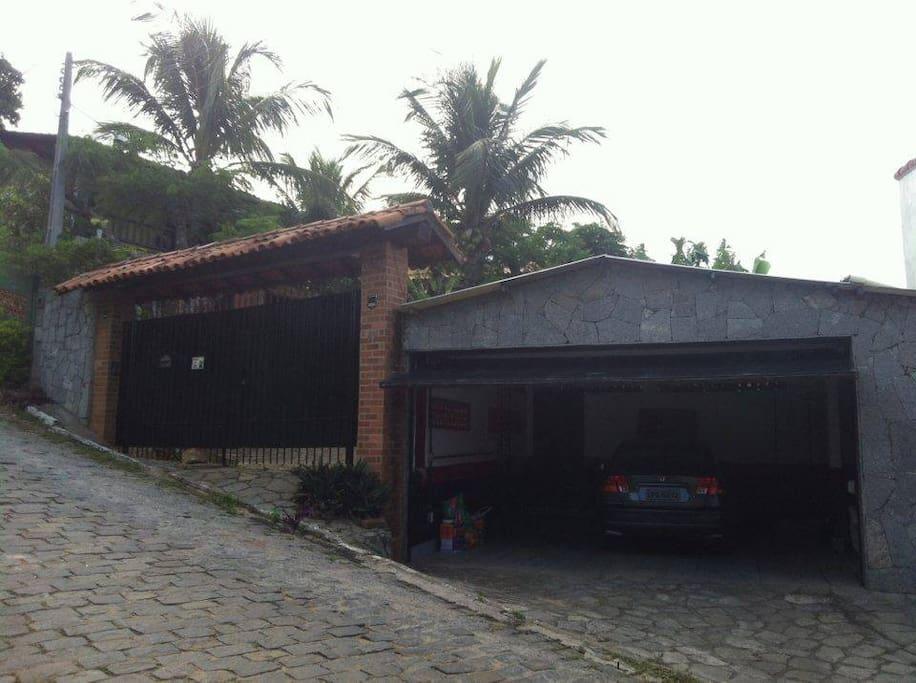 Entrada - Garagem