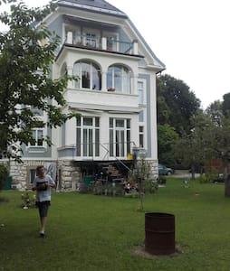 für 40 Euro  -  Villa mit Garten in Villach - Vila