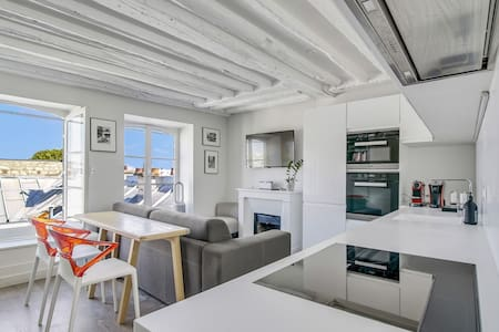 Luxury Cosy & Quiet Apt, St-Germain-des-Prés w/ AC