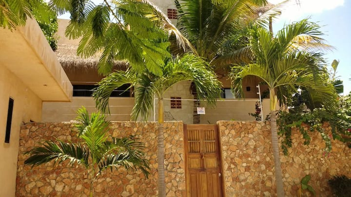Spacious Apartment 3 - Heart of Tulum!