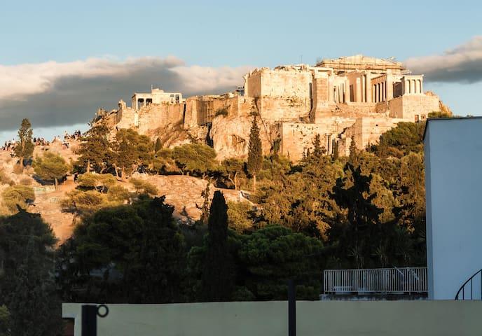 ACROPOLIS  LUXURY APARTMENTS - SENIOR APARTMENT - Athina - Appartement