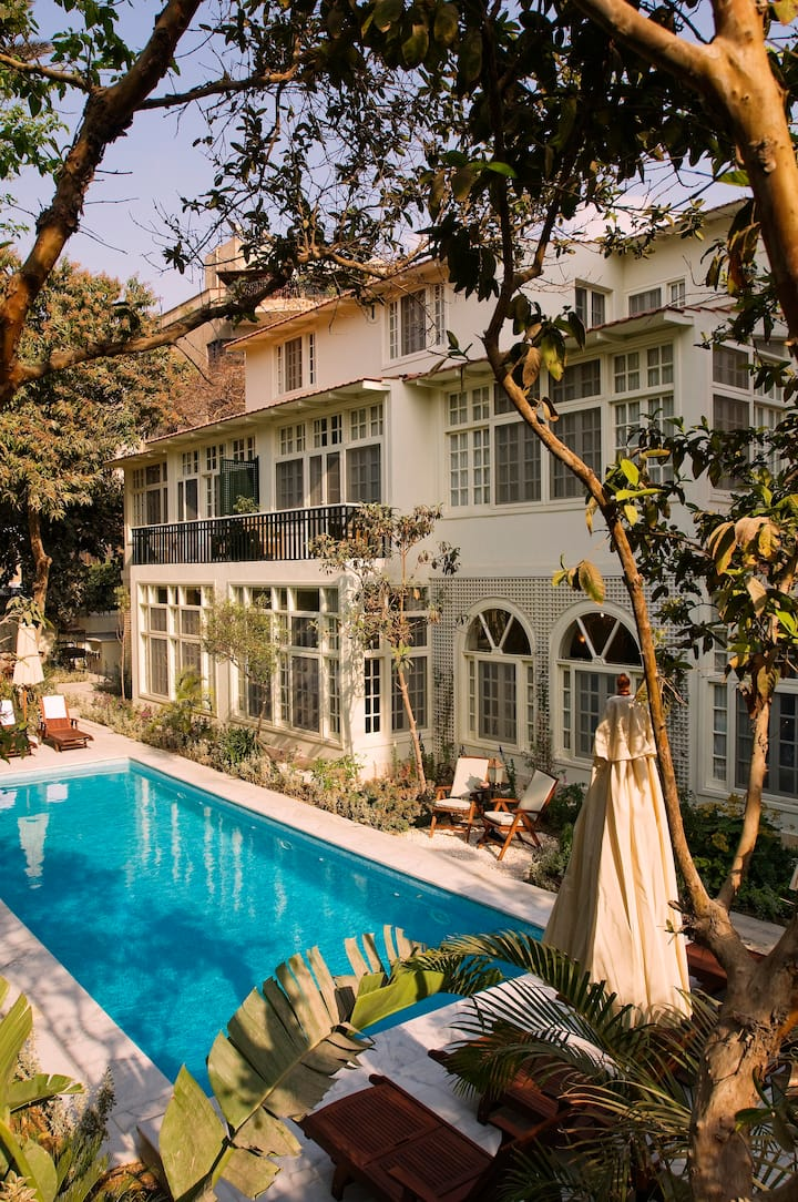 Boutique Hotel Villa Belle Epoque Extension, Maadi