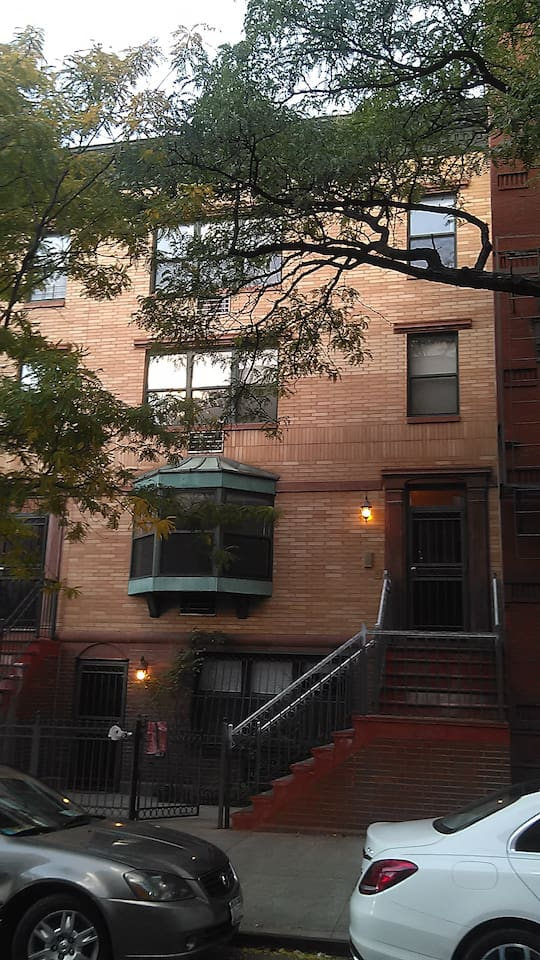 Classic home. Tree line street. Ground level unit (no stairs).