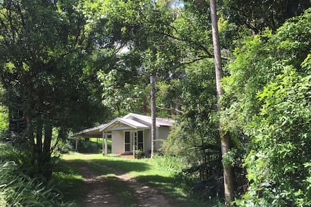Byron-Mullumbimby Studio Retreat - Mullumbimby - Bungalow