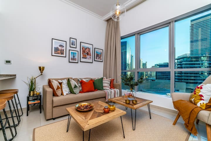Marina- Cozy One Bedroom Apartment - Bay Central