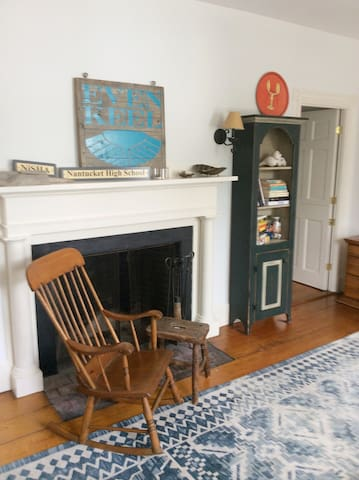 Charming two bedroom Historic District condo