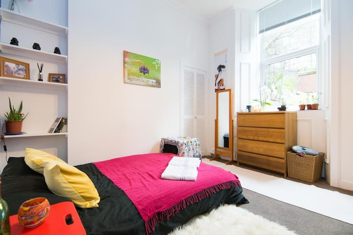 Fantastic room in the West End - Glasgow - Apartment