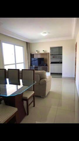 Apartamento novo na Praia do Morro - Guarapari