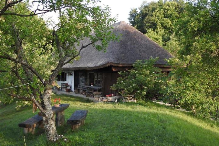 Holiday House - Polutnik Cottage since 1796