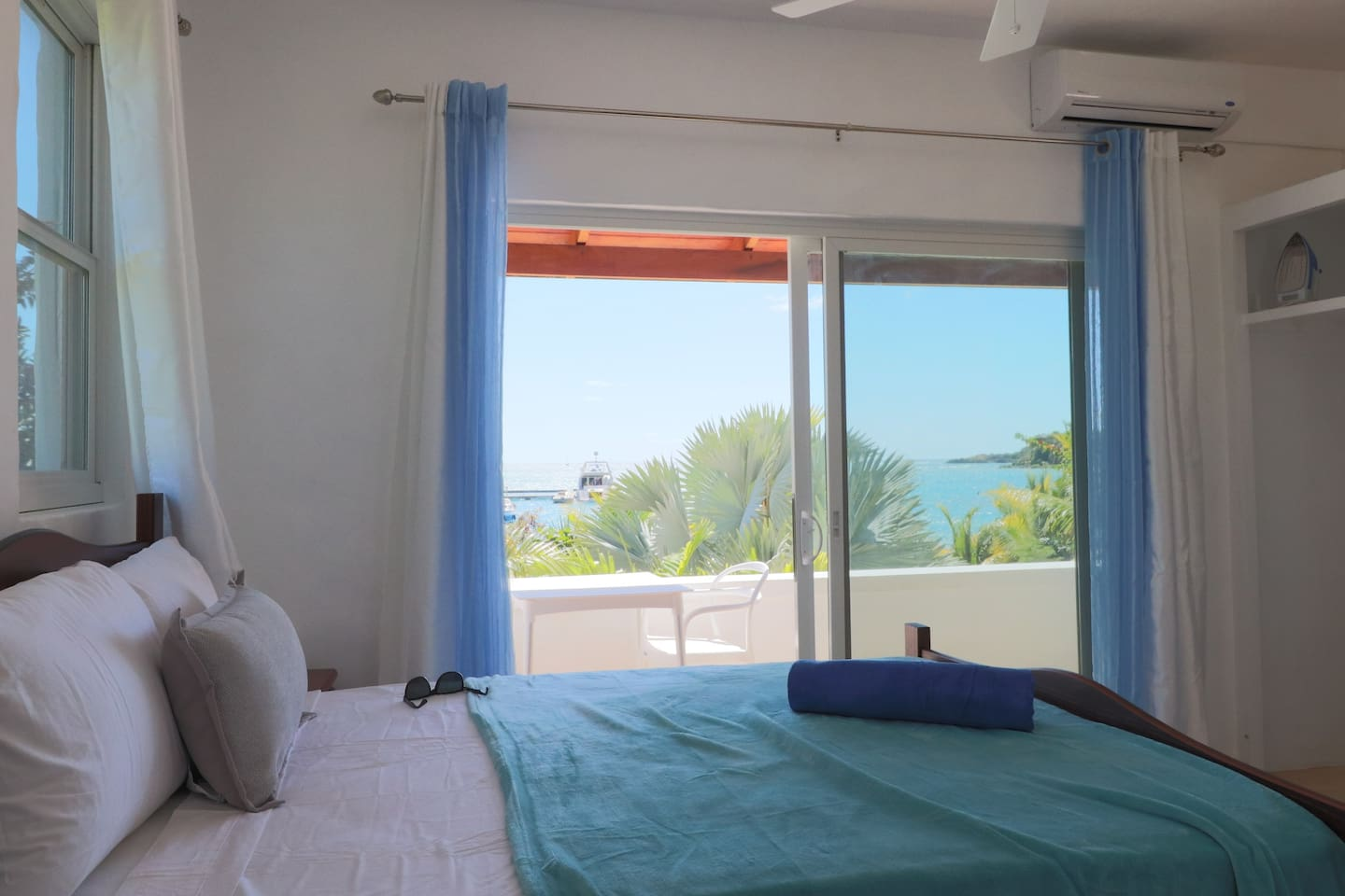 Wake up each morning to incredible sea views. A real Taste of Paradise