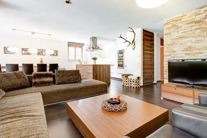 6 Zimmerappartement Mountain Lodge