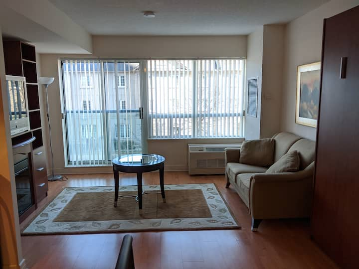 Studio Apartment near Downtown