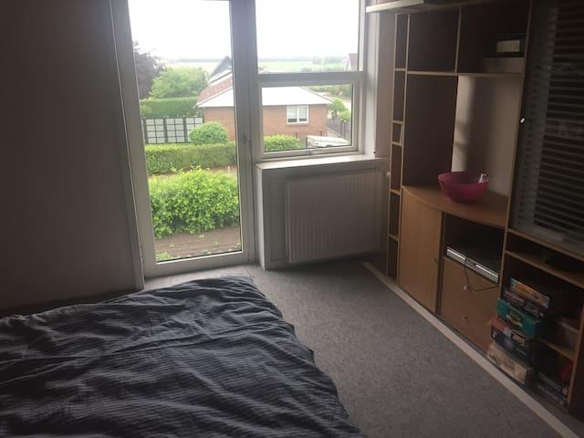 Lovely room in village 2 - Holstebro - Villa