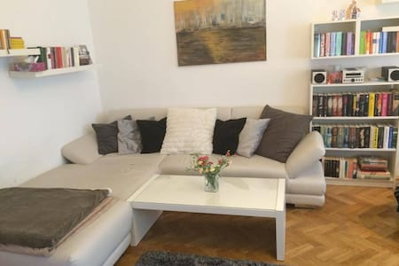 air-condit. 75m2 apartment (seperate working room) - Wien