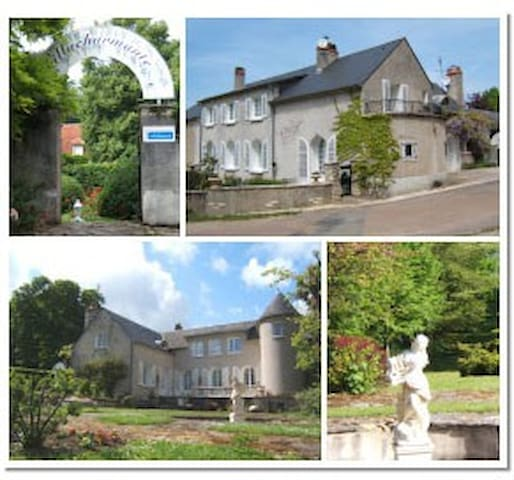 Villacharmante,Bed and Breakfast, dans les Amognes