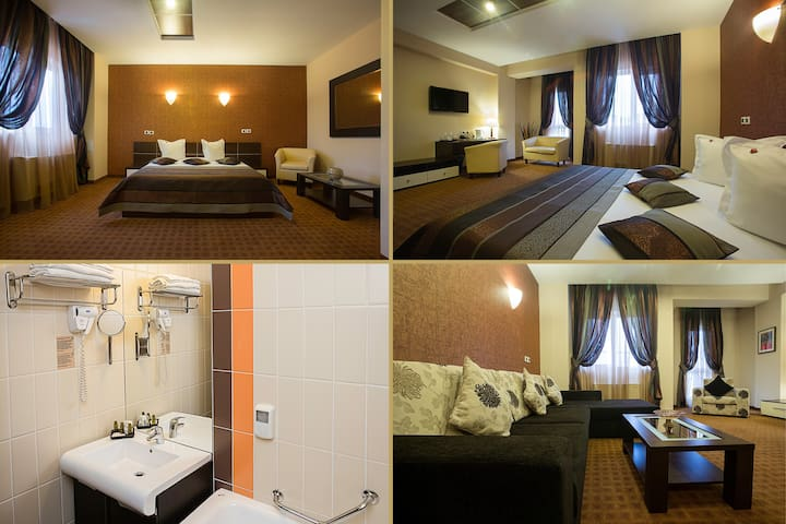 Inter Business Bucharest Hotel - București - Bed & Breakfast