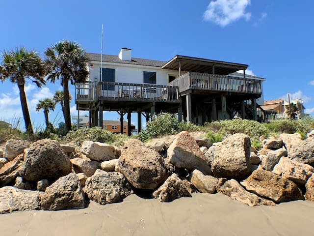 Cottage By The Sea - Direct Gulf Waterfront!  Incredible Views!