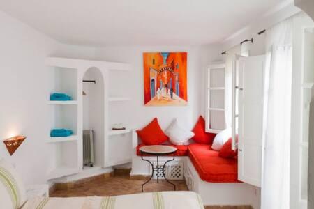 CASA DEL MAR by the sea! 'Formentera' double room - Esauira