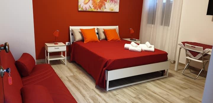 Appartamento Rosso AleMar