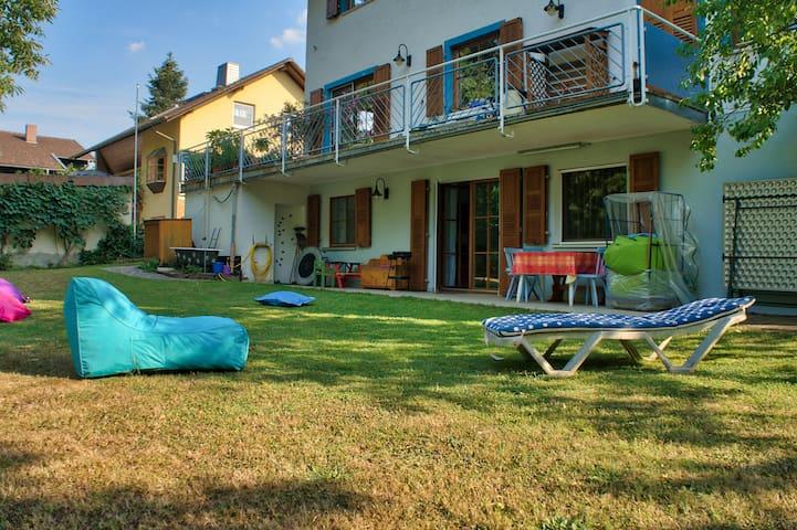 neu eingerichtete Ferienwohnung in Rimbach Odw.
