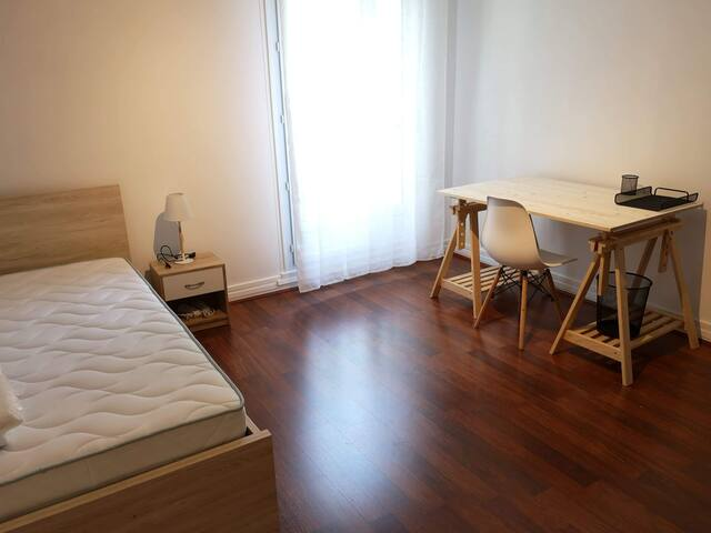 Location chambre  Rennes villejean