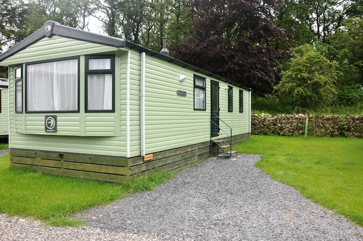 The Dalesbred Static Caravan, Wasdale near Scafell