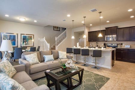 "Townhome 5 BR NEW ""Windsor at Westside Resort"" - Kissimmee"