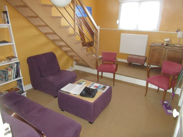 appartement duplex à Rothéneuf - Saint-Malo - Appartement