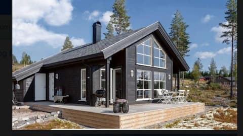 Furutangen- hytte med alle fasiliteter