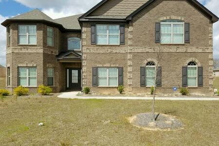 City Living Home with a warm Southern feel. - Covington - Ház