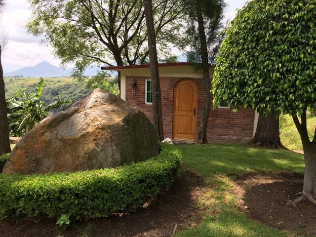 Hermosa y acogedora villa para descansar