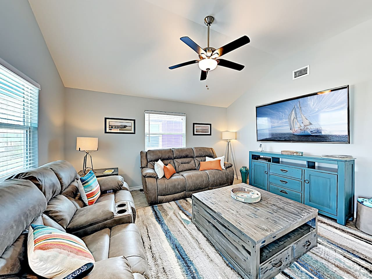 Welcome to Fisherman's Blues! This home is professionally managed by TurnKey Vacation Rentals.