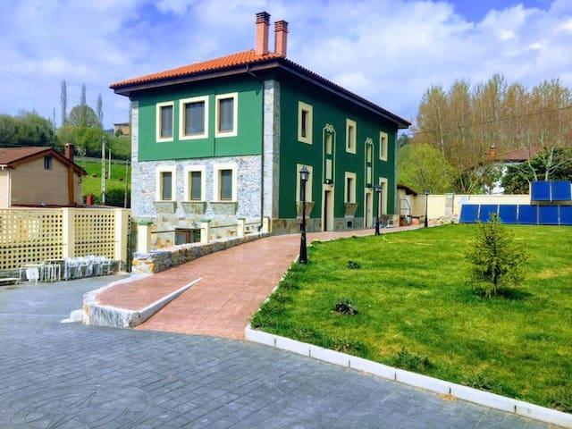 Villa Palatina Superior Hostel - Doble 2 camas  - Tarifa estandar