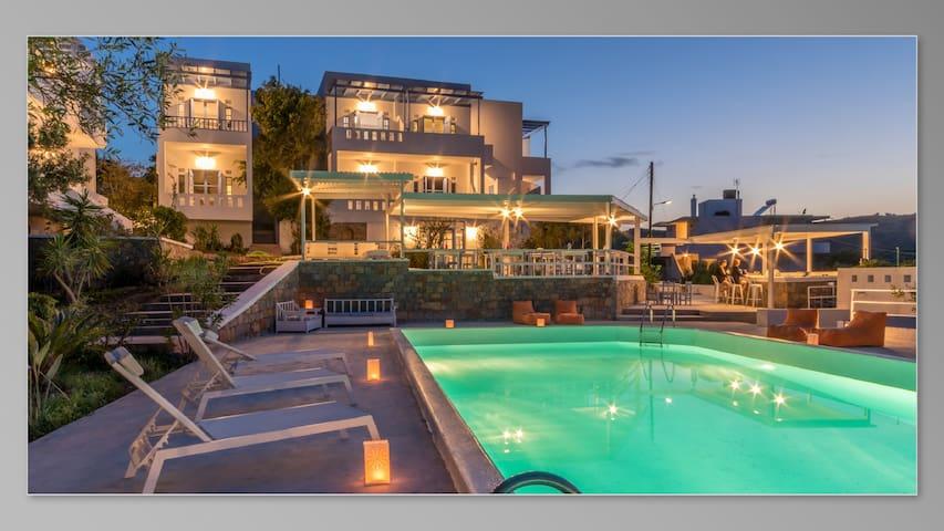 Milatos Village agrotourism hotel-Rebecca's flat