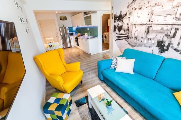 New modern apartment DM 1