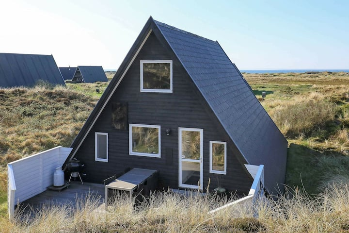 Peaceful Holiday Home in Pandrup with Large Dunes