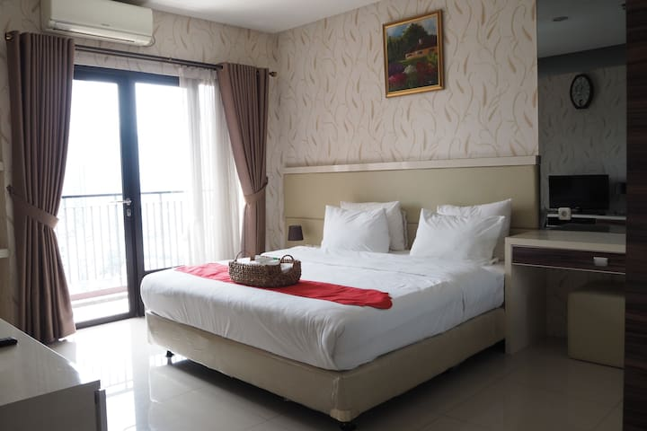 Superior One-bedroom Apartment In Jakarta City