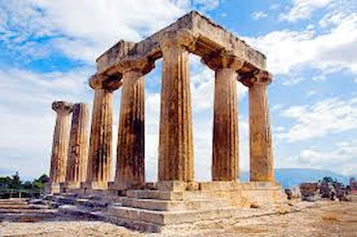 Treasures of Corinth