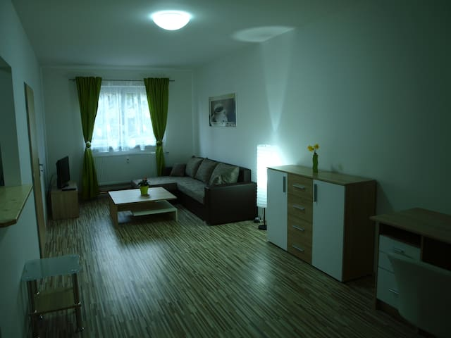 Modern apartments in a great location - Chomutov - Departamento